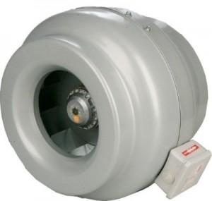 Вентилятор BAHCIVAN BDTX 100 АС IN-LINE DUCT